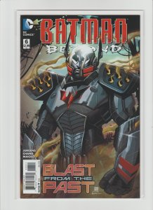 Batman Beyond #6 VF Higher Grade! Cover by Bernard Chang!