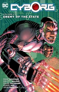 Cyborg TPB #2 VF/NM; DC | save on shipping - details inside