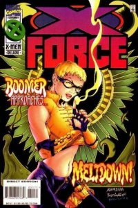 X-Force (1991 series) #51, NM (Stock photo)