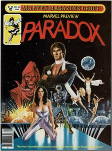 Marvel Preview #24 (1975 Magazine) Paradox - VF/NM