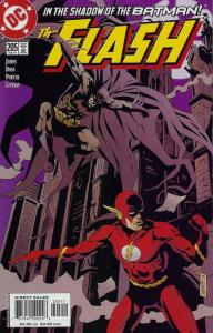 Flash (2nd Series) #205 VF/NM; DC | save on shipping - details inside