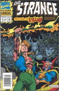 Doctor Strange: Sorcerer Supreme Annual #3, NM + (Stock photo)