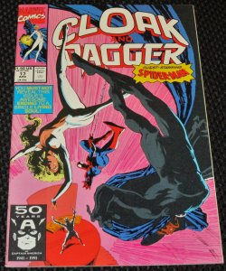 The Mutant Misadventures of Cloak and Dagger #17 (1991)