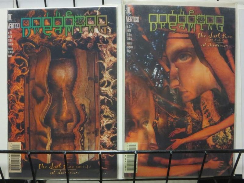 DREAMING (1996 VERTIGO) 20-21 The Dark Rose