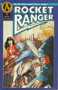 Rocket Ranger #2 VF/NM; Adventure | save on shipping - details inside