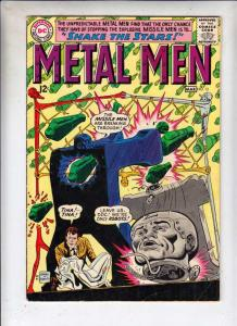 Metal Men #12 (Mar-65) FN Mid-Grade Metal Men (Led, Tina, Tin, Gold, Mercury,...