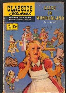 Classics Illustrated #49
