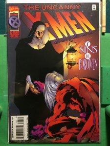 The Uncanny X-Men #327
