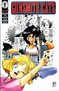 Gunsmith Cats #7 VF/NM; Dark Horse | save on shipping - details inside