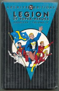 Legion of Super-Heroes Archives Vol 3- still sealed