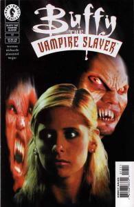 Buffy the Vampire Slayer #17SC VF/NM; Dark Horse | save on shipping - details in