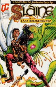 Sláine the Berserker #16 VF/NM; Fleetway Quality | save on shipping - details in