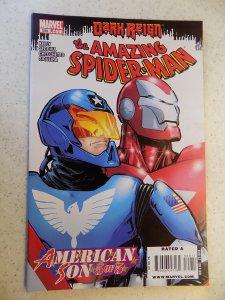 AMAZING SPIDER-MAN END AMERICAN SON # 599