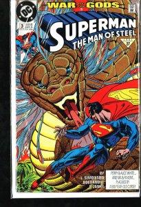 Superman: The Man of Steel #3 (1991)