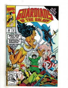 Guardians of the Galaxy #28 (1992) SR18