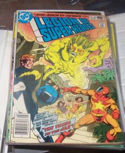 LEGION OF SUPER HEROES # 266 DC aug 1980 1st KANTUU