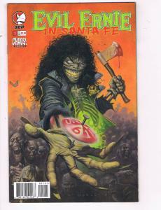 Evil Ernie In Santa Fe #1 NM DDP Chaos Comics Comic Book DE27
