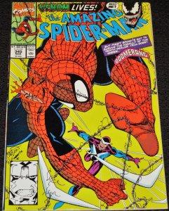 The Amazing Spider-Man #345 (1991)