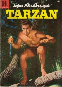Tarzan (1948 series) #83, Fine- (Stock photo)