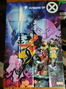 LARGE 36 x 24 Powers of X X-Men Promo Poster 2019