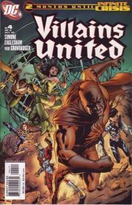 Villains United #4, NM (Stock photo)