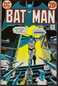 Batman #249 (DC, 1973) VF+