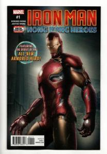 Iron Man Hong Kong Heroes #1 (Marvel, 2018) NM
