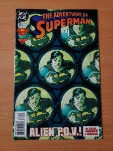 Adventures of Superman #528 ~ NEAR MINT NM ~ (1995, DC Comics)