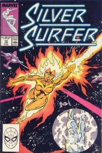 Silver Surfer (1987 series) #12, VF+ (Stock photo)