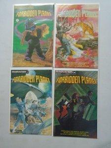 Forbidden Planet set #1-4 6.0 FN (1992 Innovation)