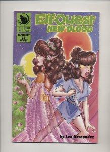 ElfQuest: New Blood #4 (1993)