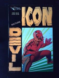 Icon Devil #1 (1989)