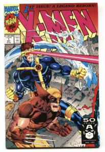 X-Men #1 First issue - 1991 - Wolverine - Cyclops - comic book