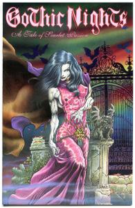 GOTHIC NIGHTS #1, NM-, 1995, Tim Vigil, Scarlet Passion, more Horror in store