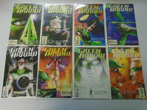 Green Arrow run #1-28 missing #17+26 8.0 VF (2001-03 2nd Series)