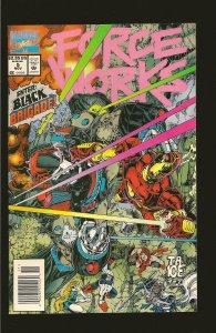Marvel Comics Force Works #5 (1994)