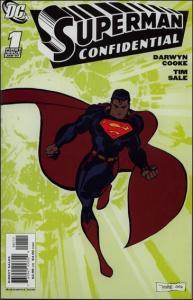 DC SUPERMAN CONFIDENTIAL #1 NM