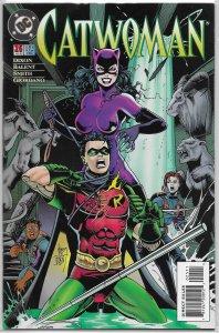 Catwoman (vol. 2, 1993) # 25 FN Dixon/Balent, Robin