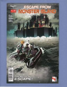Escape From Monster Island #1 NM Zenescope Comics