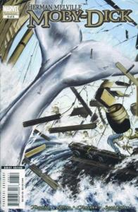 Marvel Illustrated: Moby Dick #6 VF/NM; Marvel | save on shipping - details insi