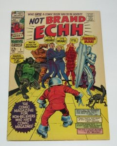 Not Brand Echo #1 1967 Silver Age Marvel Comics VF/NM