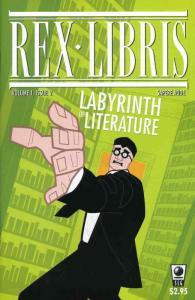 Rex Libris #2 VF; Slave Labor | save on shipping - details inside