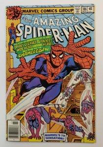 Amazing Spider-Man #186 Marvel Comics 1978 Bronze Age  VF+
