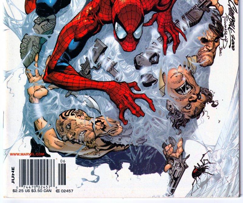 Amazing Spider Man (Vol. 2) # 30 1st app of Mordun, Ezekiel !
