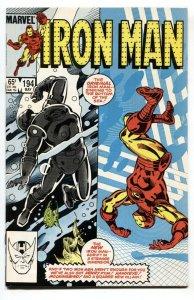 IRON MAN #194 First app Scourge of the Underworld 1985 Marvel