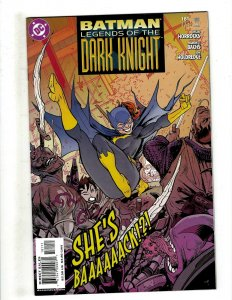 22 Legend of the Dark Knight DC Comics 181(3) 183(2) 184(4) 185 186 194(2) + HG2