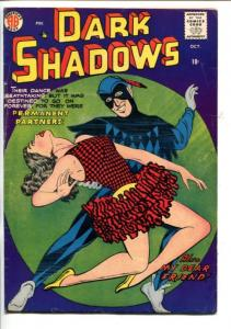 DARK SHADOWS #1-1957-HORROR STORIES-SOUTHERN STATES-fn