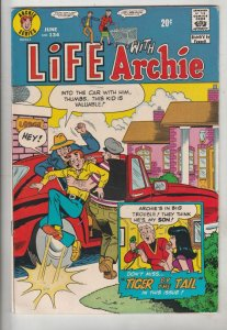 Life with Archie #134 (Jun-74) NM- High-Grade Archie, Jughead, Betty, Veronic...