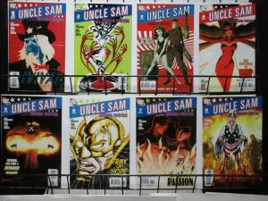 UNCLE SAM & FREEDOM FIGHTERS (2007) vol.2 1-8  complete