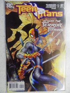 TEEN TITANS (2002) # 57